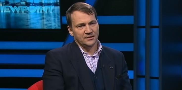 Sikorski pozywa Kaczyńskiego i żąda 30 tys. zł - zdjęcie