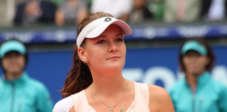 Agnieszka Radwańska w finale turnieju w New Haven! - zdjęcie