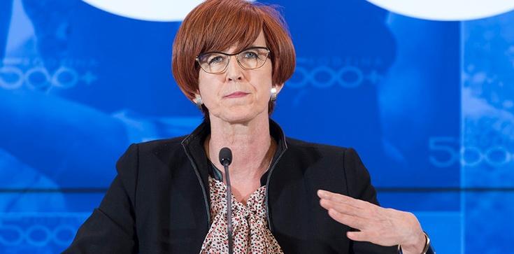 Min. Rafalska: Rząd PiS daje kobietom wolność i wybór - zdjęcie