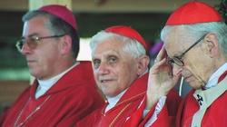 Kard. Ratzingerowi grożono śmiercią! Chronili go wówczas marines - miniaturka