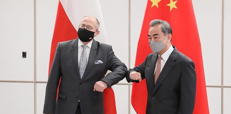 Szefowie dyplomacji Polski i Chin: Format ,,17+1'' pozostanie ważnym filarem współpracy między Europą i Chinami - zdjęcie