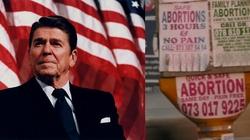 Ronald Reagan: Aborcja a sumienie narodu - miniaturka