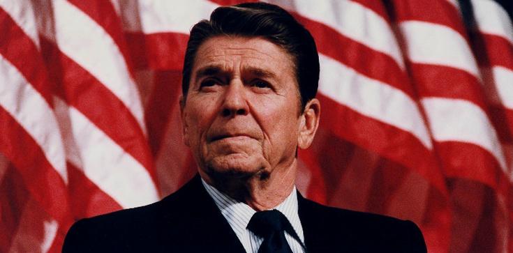 Coś w tym jest... Ronald Reagan: 'Jeśli faszyzm dotrze do Ameryki, to w imię liberalizmu' - zdjęcie