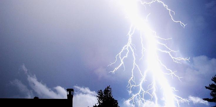 Pomódl się o ochronę przed burzą! - zdjęcie