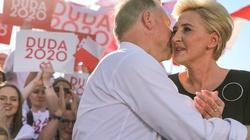 Agata Duda: Niech wygra Polska, bo Polska jest najważniejsza! - miniaturka
