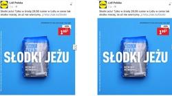 Skandaliczna reklama Lidla! 'Drwiny z religii' - miniaturka