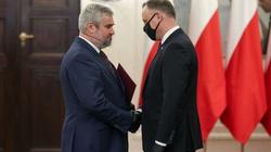 """Ardanowski rozpoczyna współpracę z prezydentem. ,,Kontynuujemy dzieło prezydenta Lecha Kaczyńskiego"""" - miniaturka"""