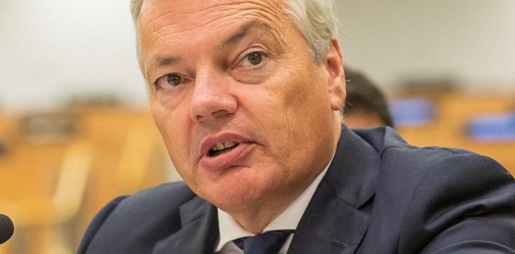 Komisarz KE: Pieniądze będą dobrym środkiem nacisku na Polskę - zdjęcie