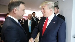Czego chcą USA? Trump zabiegał o spotkanie z Dudą - miniaturka