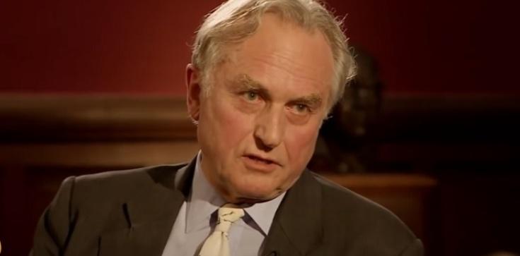 Guru ateistów Richard Dawkins podpadł tęczowej rewolucji, bo ... neguje, że biała kobieta jest ,,murzynką'', a mężczyzna – kobietą - zdjęcie