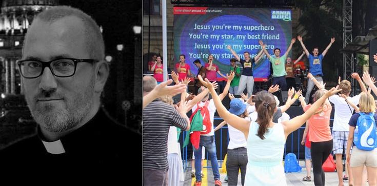 Ks. Roberto Rinaldo dla Frondy: Dzięki ŚDM młodzi wracają do Kościoła! - zdjęcie