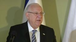 Polska skaże prezydenta Izraela? Narodowcy donoszą - miniaturka
