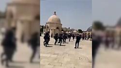 Kolejne rozruchy pod meczetem Al-Aksa w Jerozolimie - miniaturka