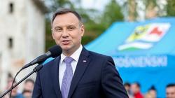 Andrzej Duda: Mam nadzieję, że będzie ''szóstka Morawieckiego''. Poprosiłem minister Rafalską o rozmowę z premierem - miniaturka