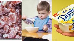 Jedz robaki, smacznego !!! Poczęstuj nimi dziecko! - miniaturka