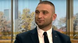 Bąkiewicz odpowiada na setki gróźb: ,,Nic nie dadzą. Nadal będę działał dla Polski i w obronie Wiary'' - miniaturka