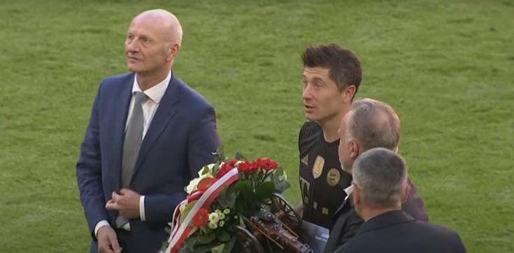 Prezydent i premier złożyli gratulacje Robertowi Lewandowskiemu - zdjęcie