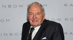 Zmarł David Rockefeller - zobacz, ile zostawił! - miniaturka