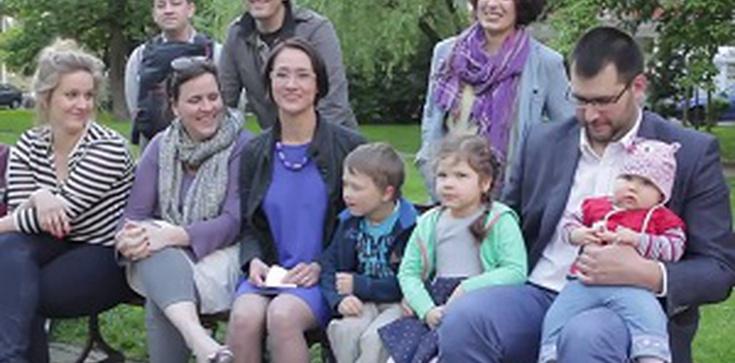 Cała rodzina Komorowskiego wychodzi z cienia - by ratować kandydaturę Bronisława - zdjęcie