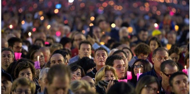Rodziny modlą się o synod - zdjęcie