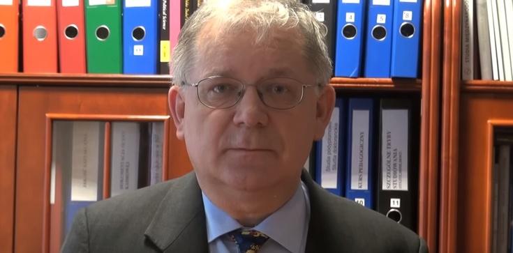 TYLKO U NAS! Prof. Roman Bäcker: Polska dyplomacja musi poważnie zastanowić się nad nową strategią - zdjęcie