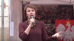 Agnieszka Romaszewska celnie o przegranej batalii - miniaturka