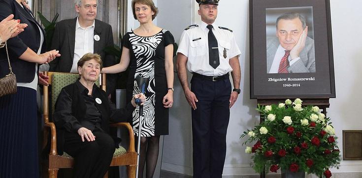 Agnieszka Romaszewska - Guzy wyszła ze studia TOK FM - zdjęcie