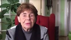 Zofia Romaszewska: Tryb procedowania był niedopuszczalny - miniaturka