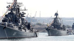 Wielka Brytania wyśle w maju okręty wojenne na Morze Czarne - miniaturka