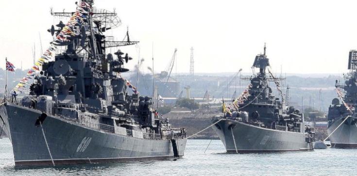 Napięcie na Morzu Czarnym. Rosja może zablokować Ukrainę - zdjęcie