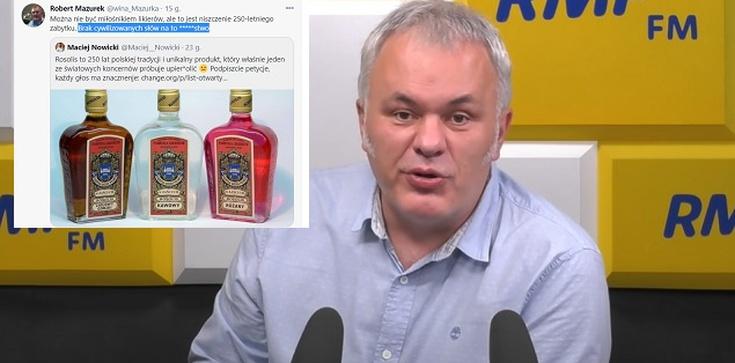Wina Mazurka? Politycy w czasie pracy świętowali urodziny dziennikarza - zdjęcie