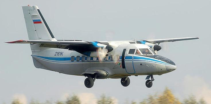 Katastrofa lotnicza na Syberii. Liczne ofiary - zdjęcie
