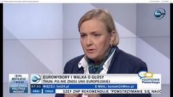 Róża Thun: Schetyna przeciera drogę Tuskowi - miniaturka