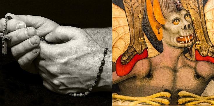 POSŁUCHAJ tego: Za demonem obżarstwa postępuje demon nieczystości! - zdjęcie