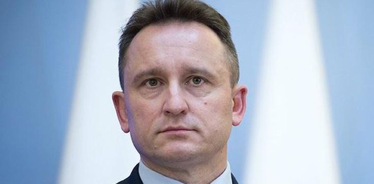 Szef SOP rezygnuje. Kto zastąpi gen. Miłkowskiego? - zdjęcie