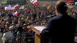 'Całe narody dokonują apostazji...' Mocne świadectwo organizatora akcji 'Polska pod Krzyżem' - miniaturka