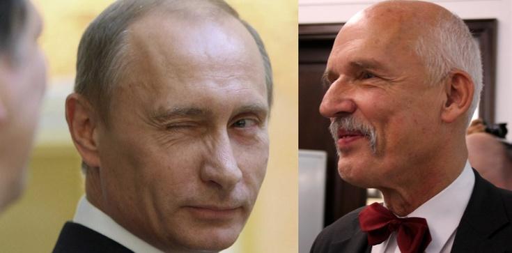 Putin-szczycy z Konfederacji robią burdy w TVP - zdjęcie