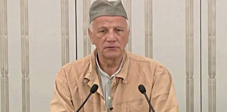 Rulewski w więziennym drelichu pyta o Sąd Ostateczny - zdjęcie