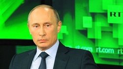 Putin potwierdza: Wystartuję w wyborach prezydenckich - miniaturka