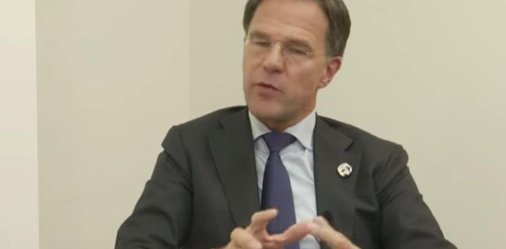 Kompromis w UE. Holandia stawia warunki - zdjęcie