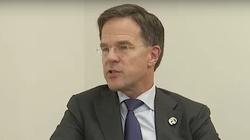 Premier Holandii: Europa nie może zagwarantować własnego bezpieczeństwa - miniaturka