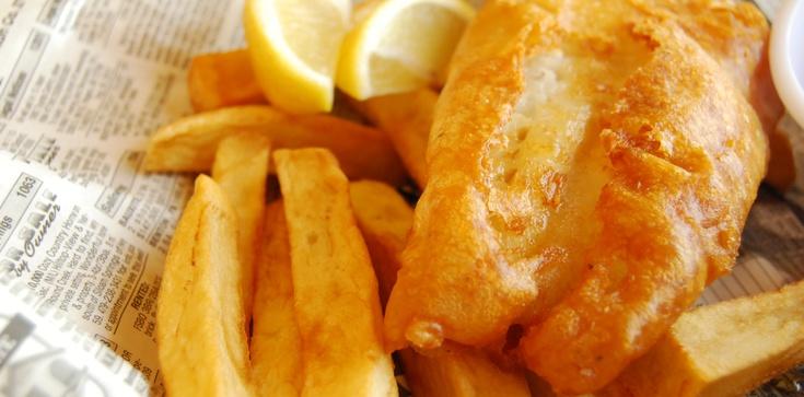 Na piątek: Najlepsza na mieście, pyszna ryba w cieście! - zdjęcie