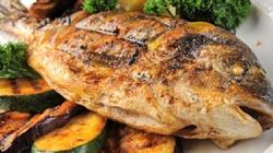 Ryby zdrowo grillować, piec i gotować, niezdrowo-smażyć - miniaturka