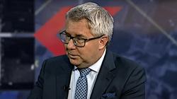 TYLKO U NAS! Ryszard Czarnecki: Tusk zrobił kolejny krok w kierunku ustanowienia kasty świętych krów  - miniaturka