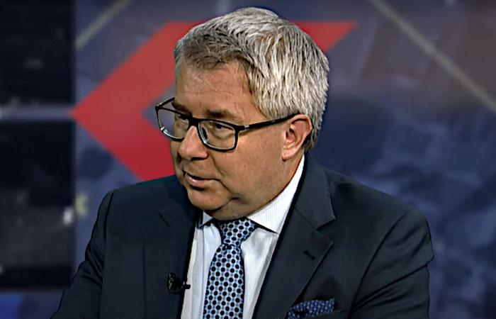 TYLKO U NAS. Ryszard Czarnecki: Niemcy wykorzystali pandemię, aby przepchnąć umowę z Chinami  - zdjęcie