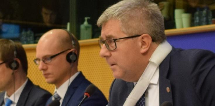 Czarnecki: Na sankcje nie ma szans - idziemy naprzód!!! - zdjęcie