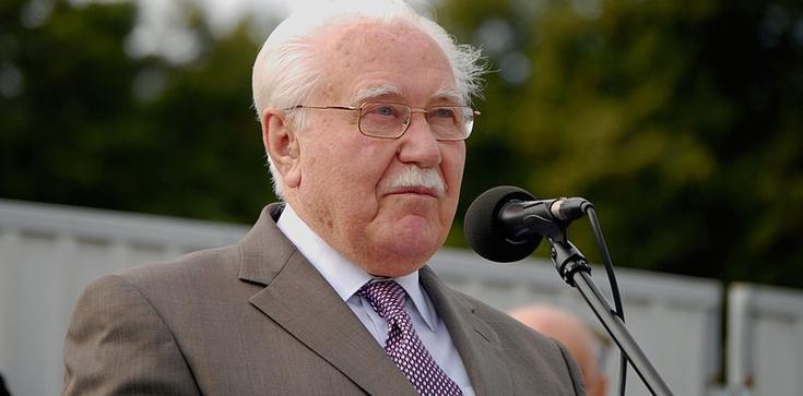 100. rocznica urodzin Ryszarda Kaczorowskiego, ostatniego Prezydenta RP na Uchodźstwie - zdjęcie