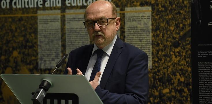 Prof. Ryszard Legutko krytycznie: Tyrania większości w Europarlamencie - zdjęcie