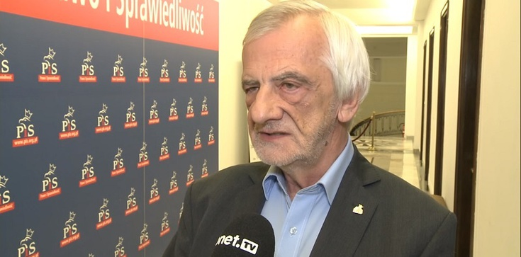 Marszałek Terlecki: Solidarnej Polsce ,,damy po łapie'' - zdjęcie