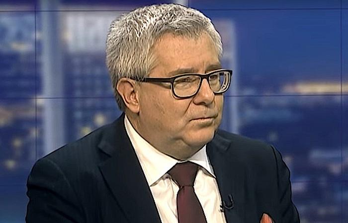TYLKO U NAS! Ryszard Czarnecki: Opozycja zrozumiała, że PO wciąga ją na równię pochyłą - zdjęcie